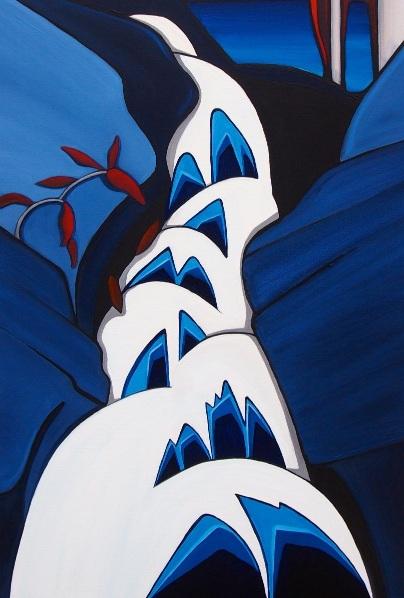 Gildas Le Berre - Le fond de l'air est bleu