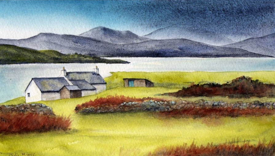 JULIE MORRIS - Lochside