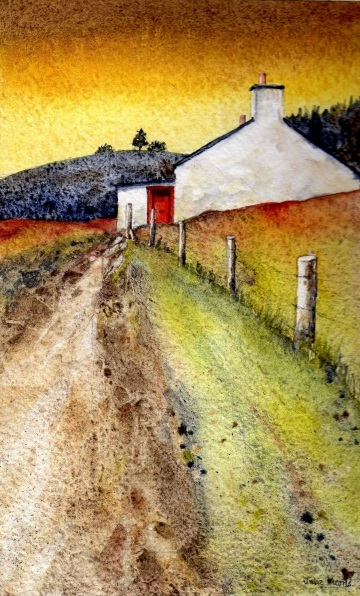 JULIE MORRIS - Red Door 2