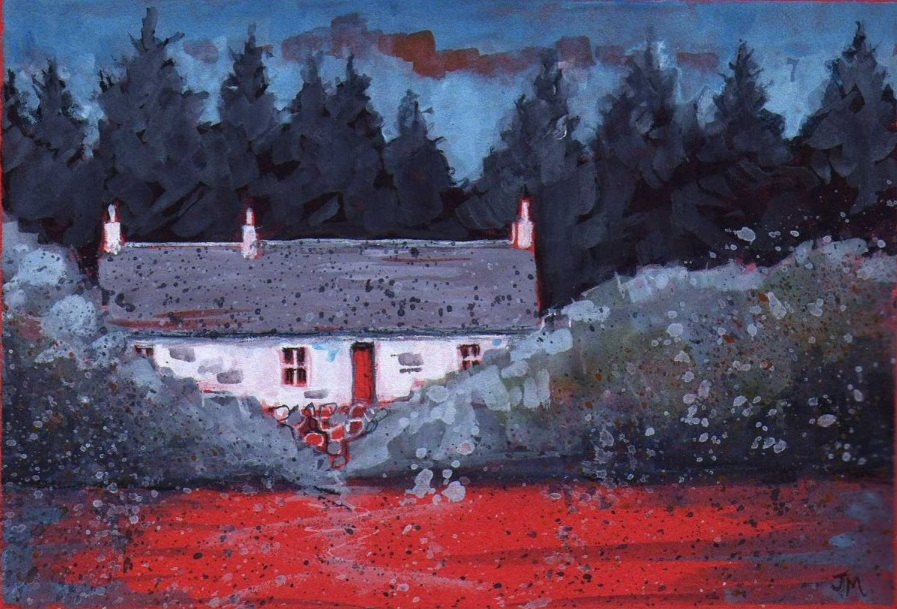 JULIE MORRIS - Woodville Cottage
