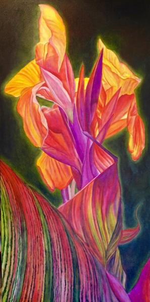 julie-martin-canna-lily