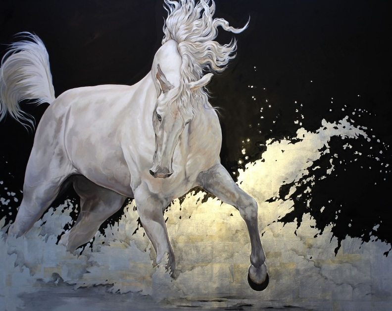 Richard P Gill - Water Horse