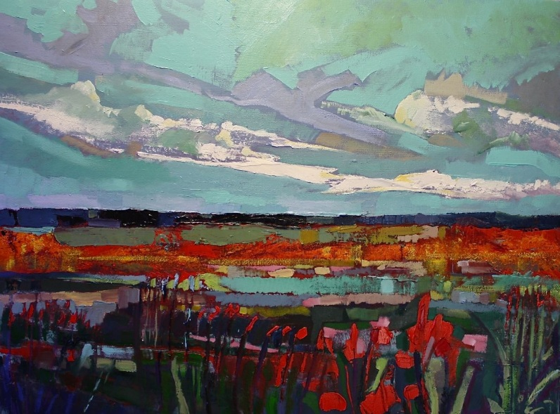 Simon Jones - Among Red Rushes