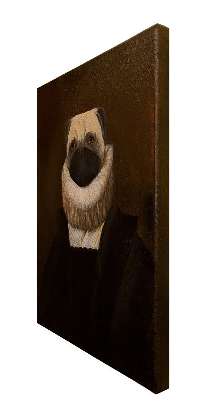 wombart-ustymenko-pugbens-portrait-of-lady-in-waiting-to-the-infanta-pugella-side-view-pug-painting-art-artwork-устименко-картина-мопс-портрет