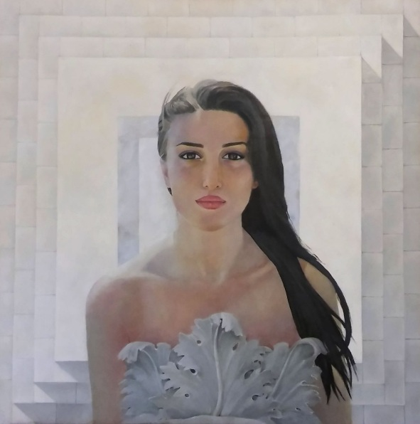 jelena-milojevic-portrait-oil-on-canvas