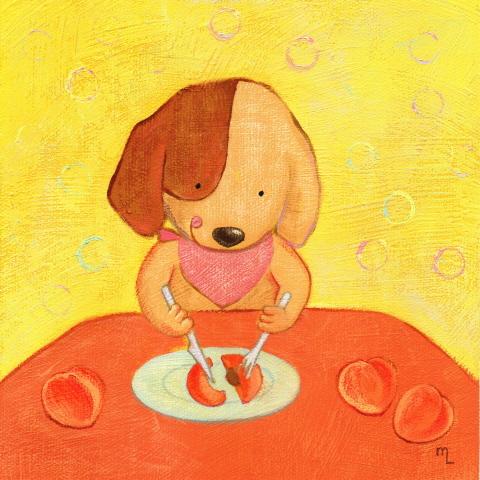 megumi-lemons-dog