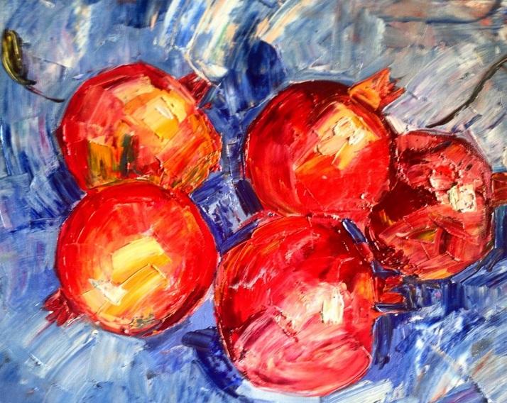 olga-pascari-pomegranates