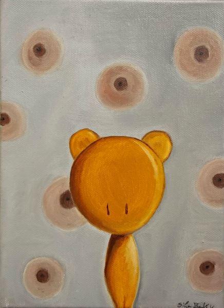 silvia-beneforti-the-yellow-teddy-bear