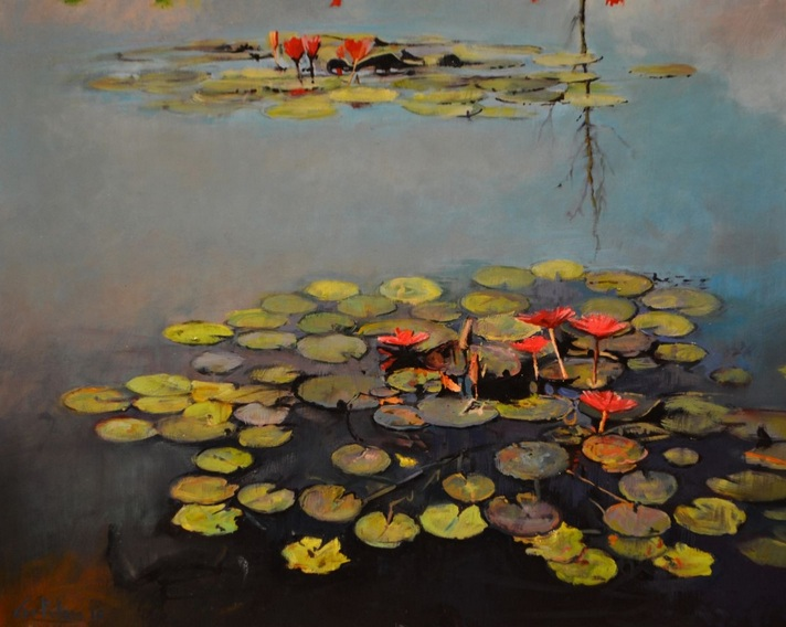 marco-ortolan-waterlilies