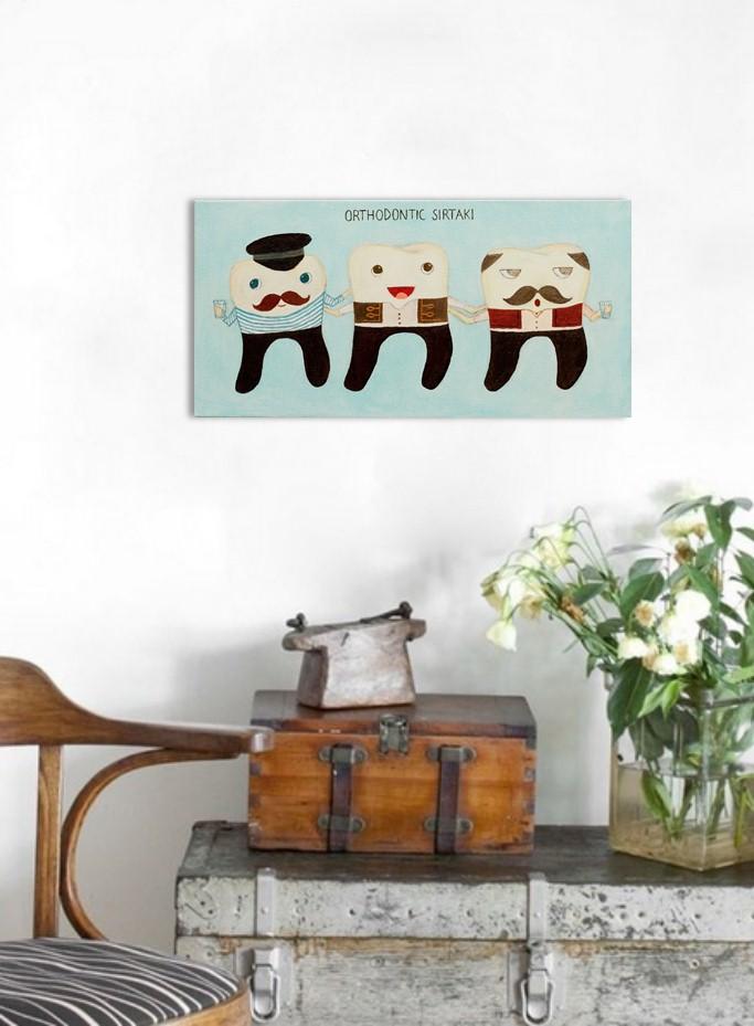 orthodontic-sirtaki-in-context-view-artwork-painting-art-ustymenko-teeth