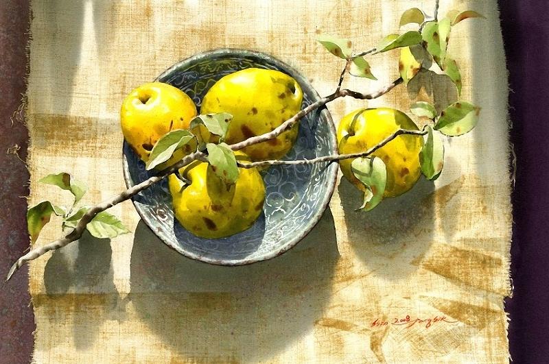 shin-jong-sik-apples