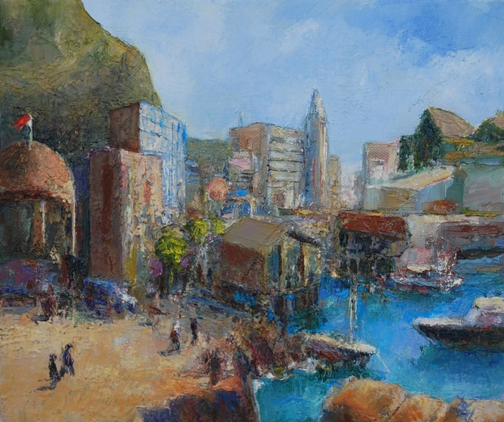 brian-hanson-the-old-harbour