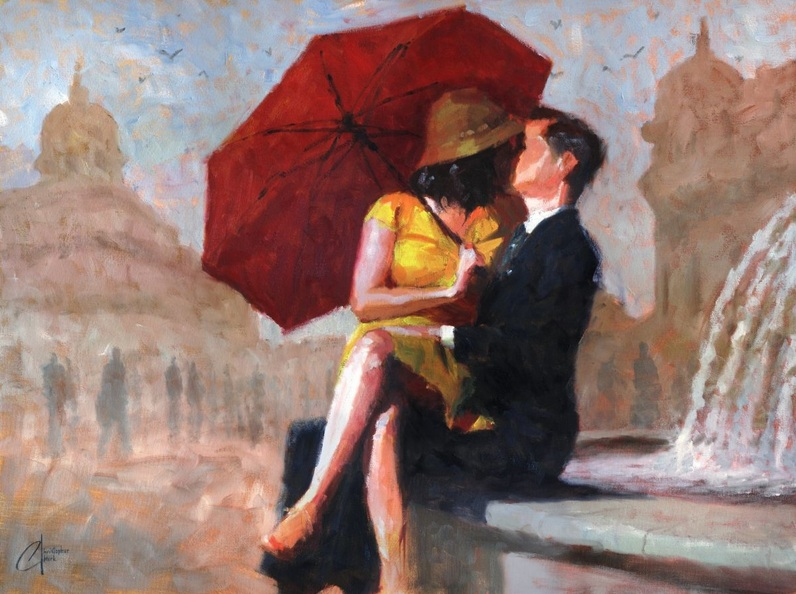 christopher-clark-kiss-in-the-piazza