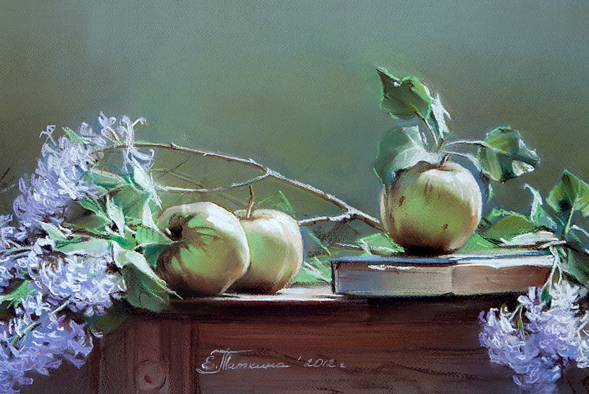 Еlena Tatkina - Apple