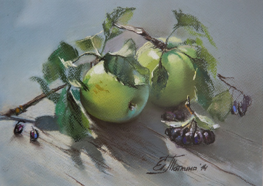 Еlena Tatkina - Apples
