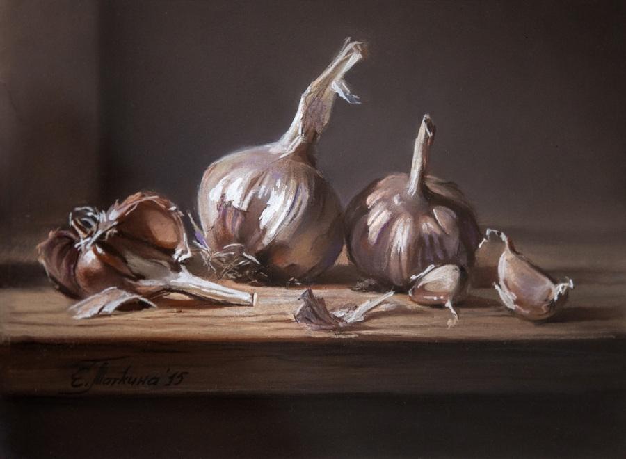 Еlena Tatkina - Garlic