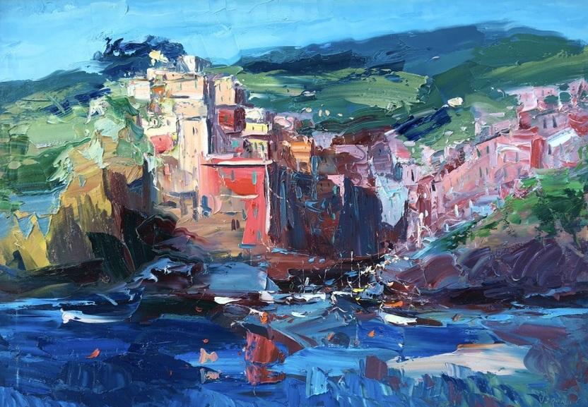 Agostino Veroni - Cinque Terre