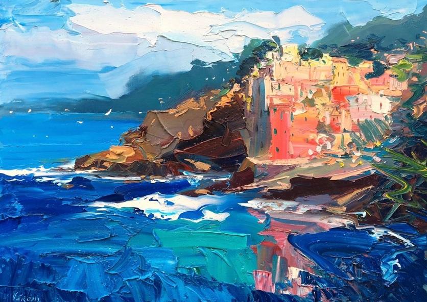 Agostino Veroni - Riomaggiore Cinque Terre