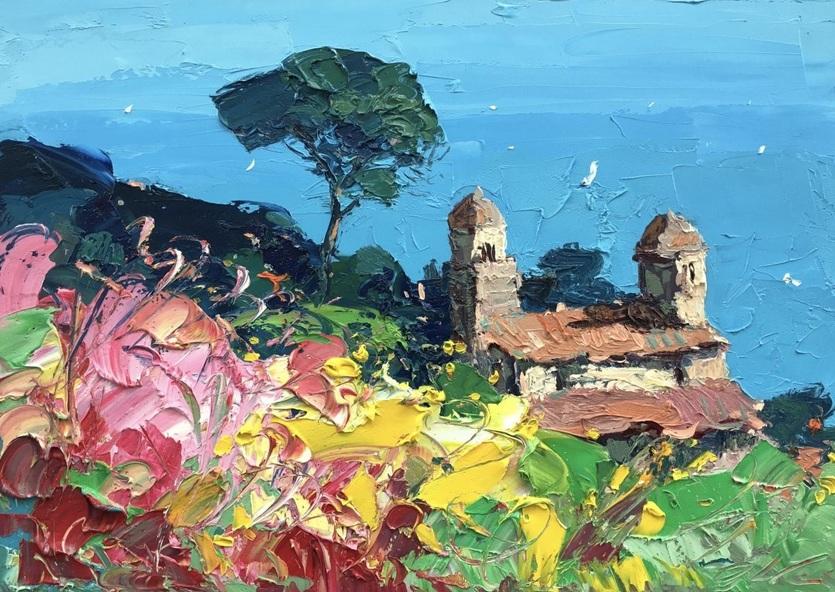 Agostino Veroni - Seascape Ravello