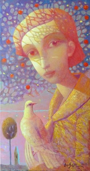 Alexandr Bassari - Bird 2014