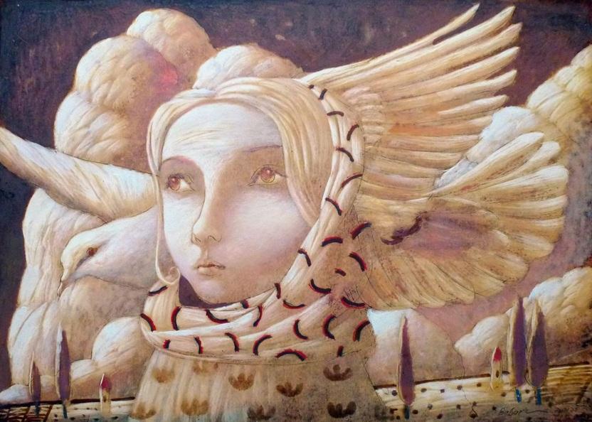 Alexandr Bassari - Bird