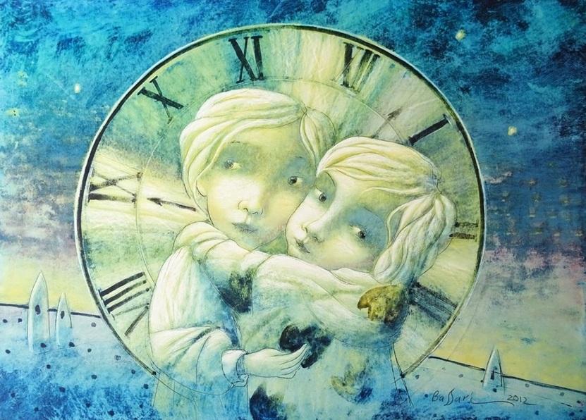 Alexandr Bassari - Clock
