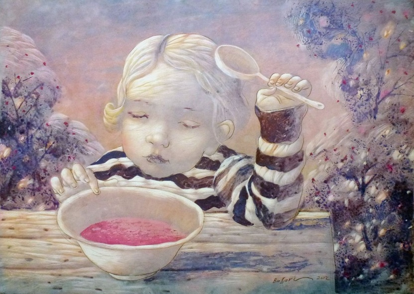 Alexandr Bassari - Soup