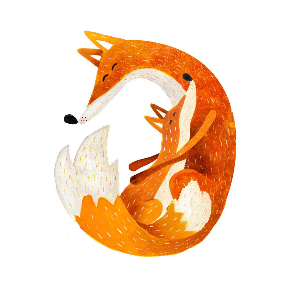Carmen Saldana - Foxes