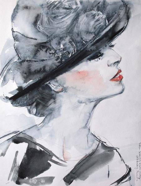Daria Yablon-Soloviova - Charming lady