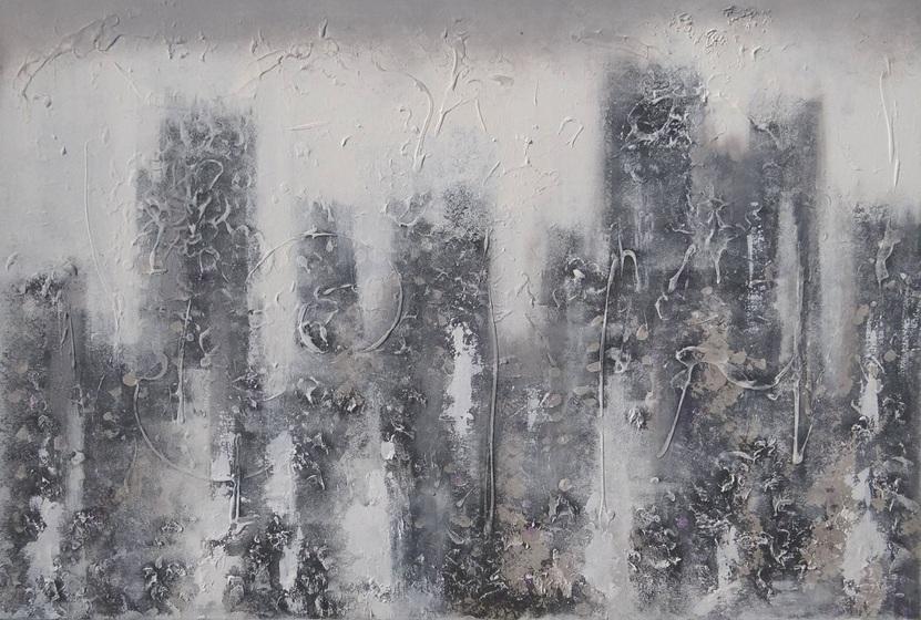 Dee Brown - Sky scratches Grey