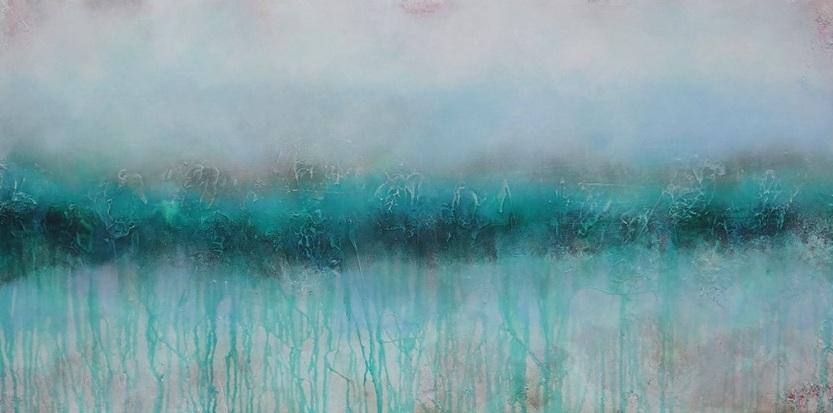 Dee Brown - turquiose landscaping