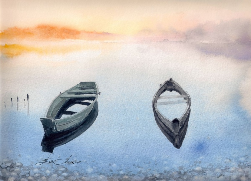Eve Mazur - Boats