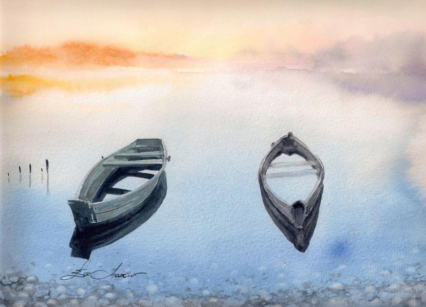 Eve Mazur - Boats