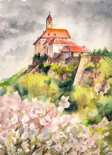 Eve Mazur - Castle Riegersburg