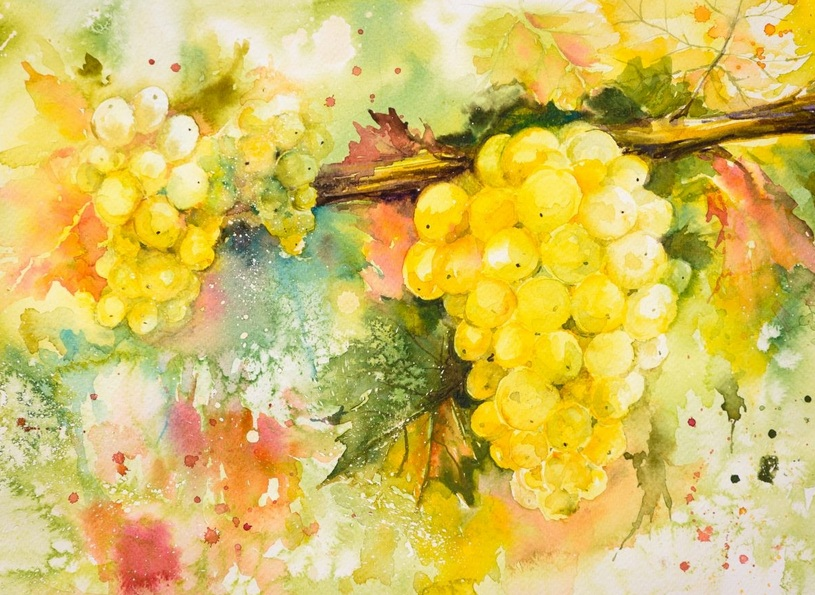 Eve Mazur - Sweet grapes