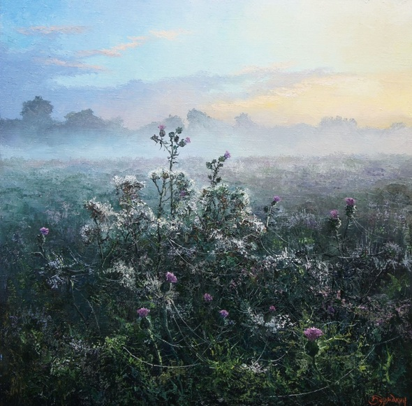 Evgeny Burmakin - Autumnal morning