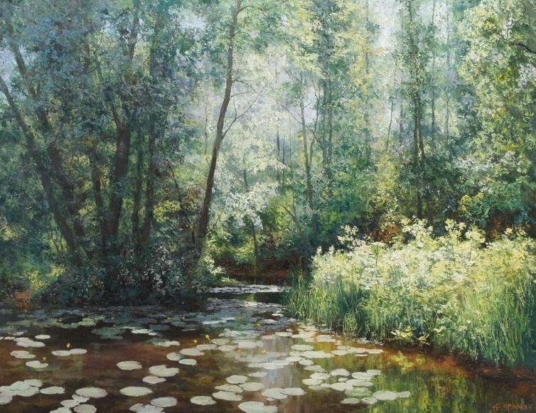 Evgeny Burmakin - Backwater