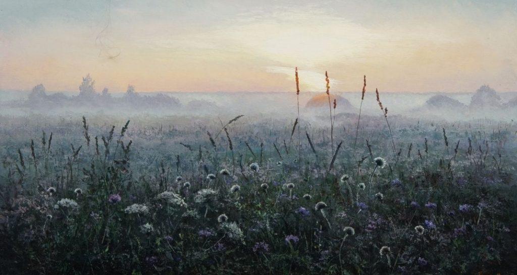 Evgeny Burmakin - Morning field