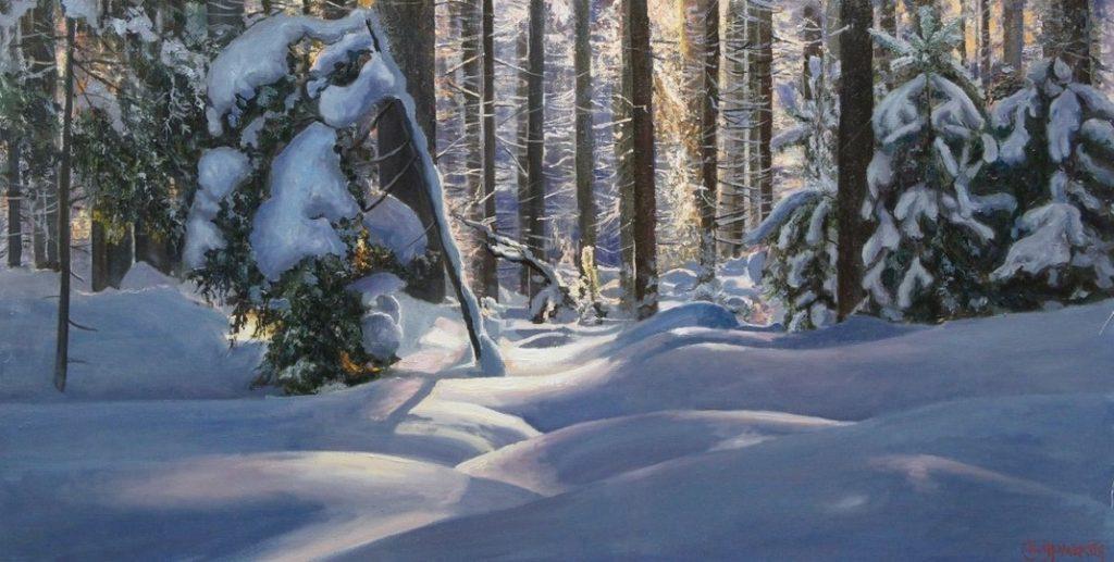 Evgeny Burmakin - Winter