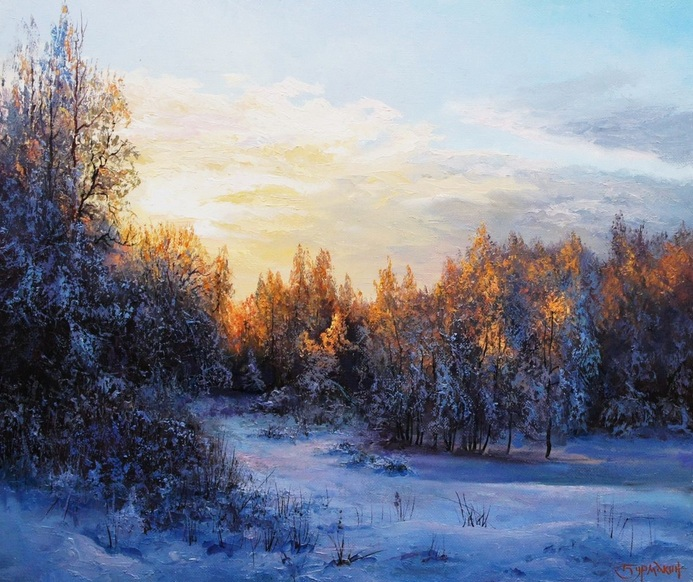 Evgeny Burmakin - Winter 2015