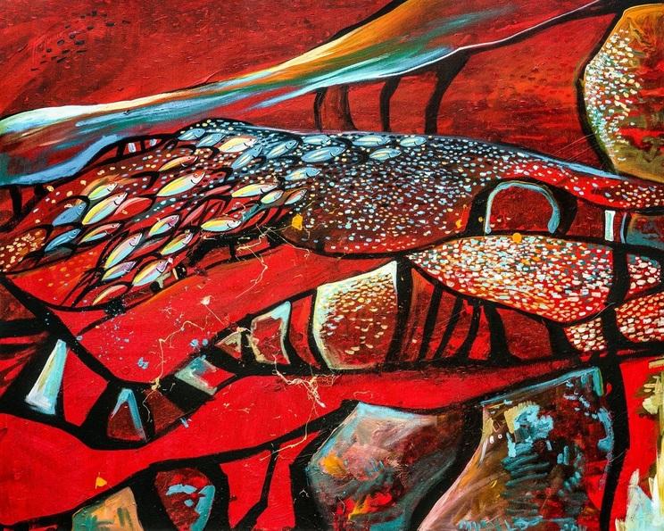 Felix Murillo - En el mar por las piedras