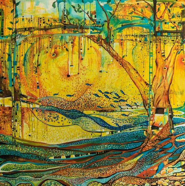 Felix Murillo - Expresion del alma