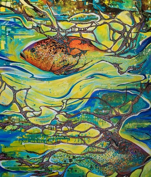 Felix Murillo - Raices de agua