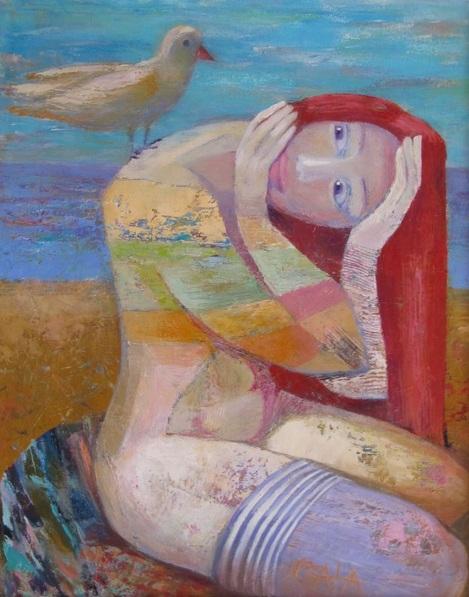 Galya Koleva - Summer day