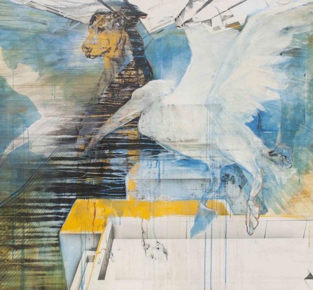 Margit Platny - Habitat #1
