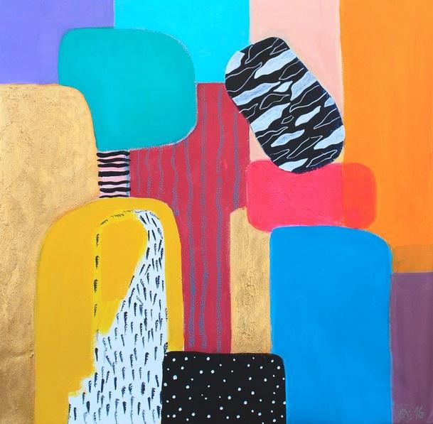 Martina Boycheva - Abstract Original Art