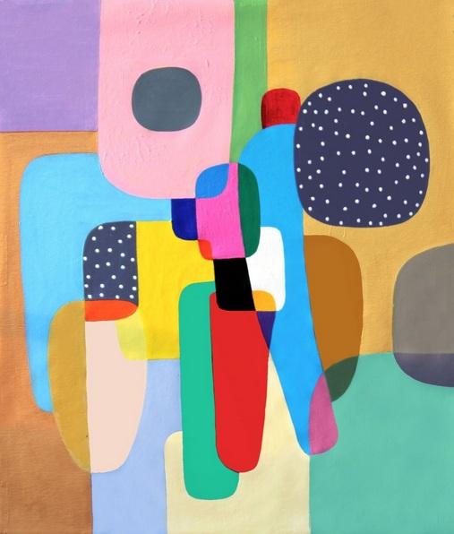 Martina Boycheva - Color Ovals
