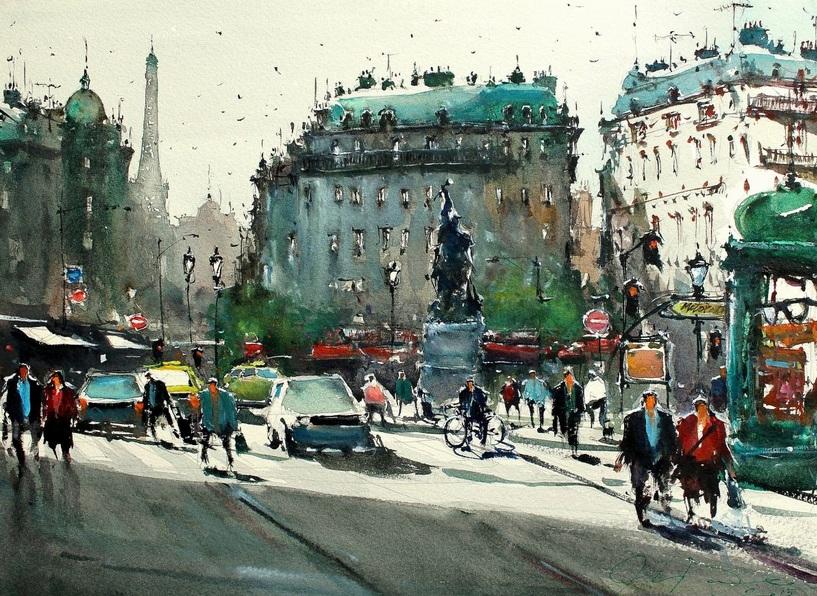 Maximilian Damico - Paris is worth a mass