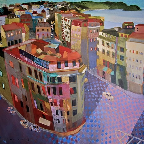Paul Jorgensen - Basque coast, San Sebastion