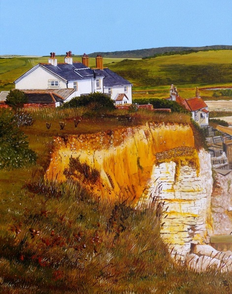 Paula Oakley - Cuckmere Cottages